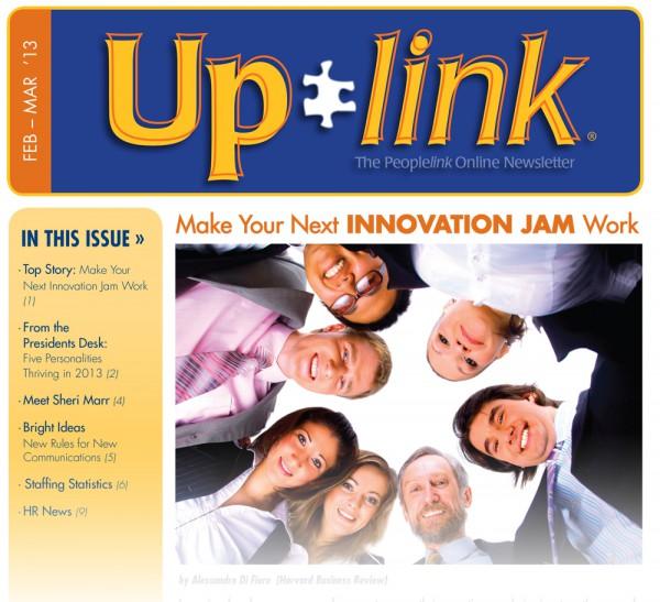 Uplink Feb-Mar, 2013