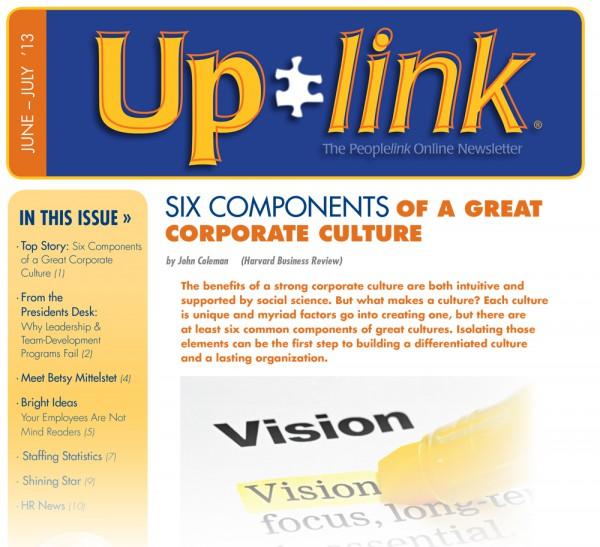 Uplink June-July, 2013