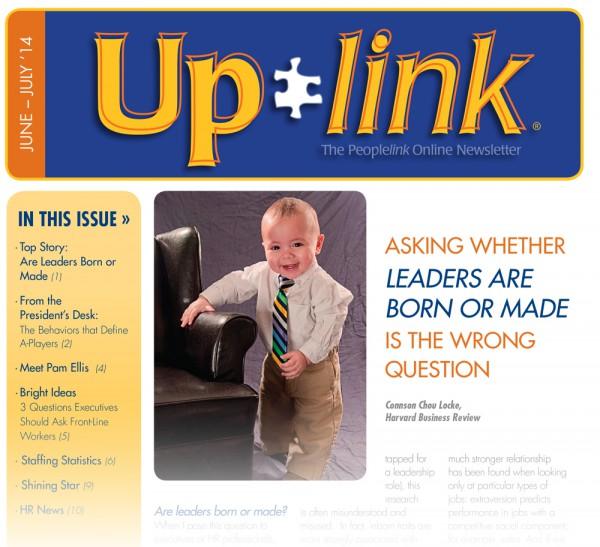 Uplink June-July, 2014