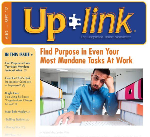 Uplink Aug-Sept, 2017